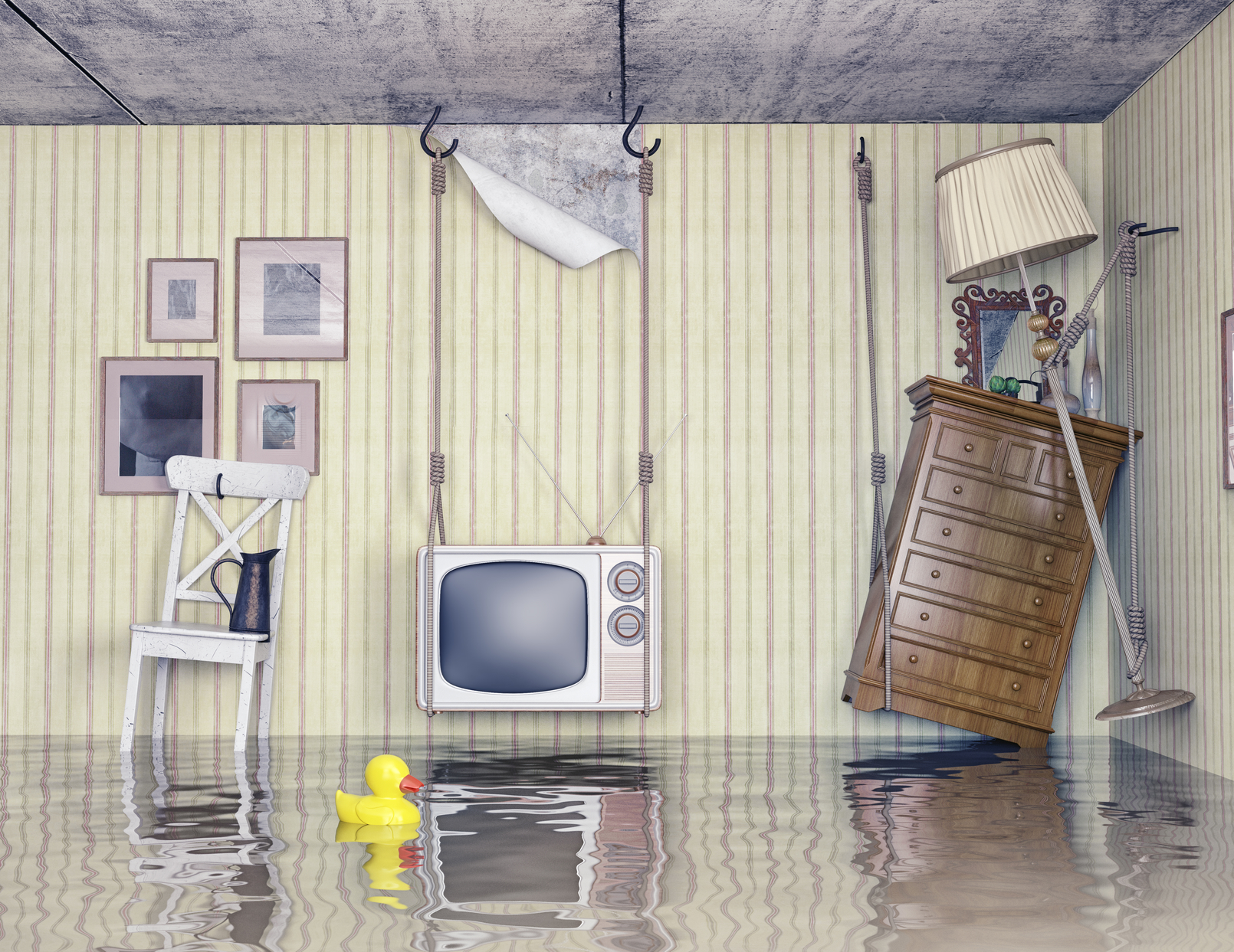 Water Damage San Diego County, Water Damage Cleanup San Diego County